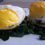 Warzywne muffiny z jajkami