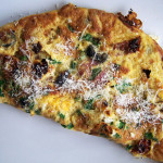 Omlet pizzowy